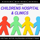 Screenshot of the Children's Hospital case podcast cover page